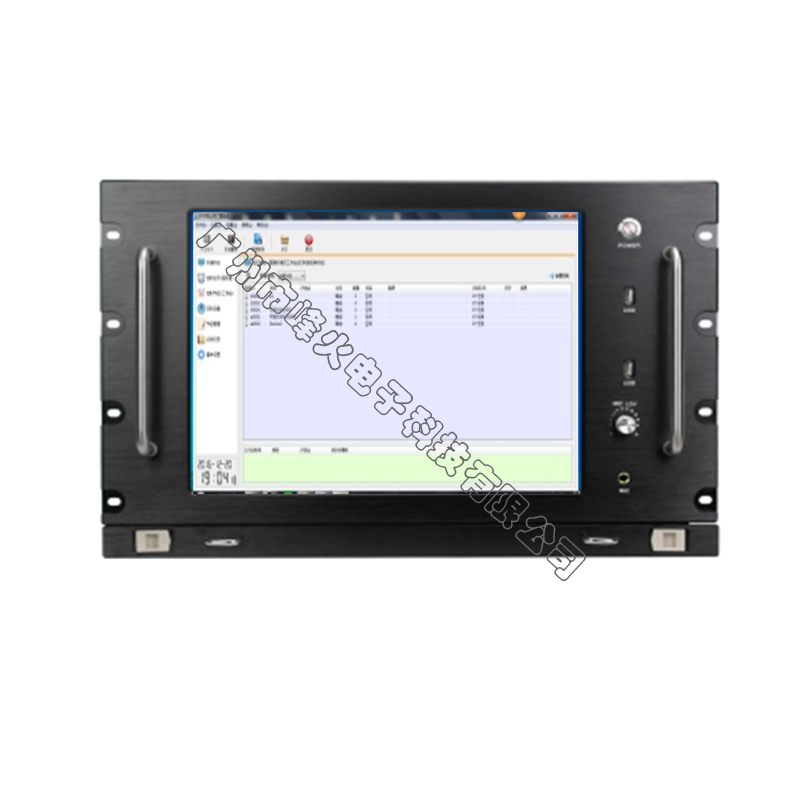 NIS-6000 大型融合中心服务器