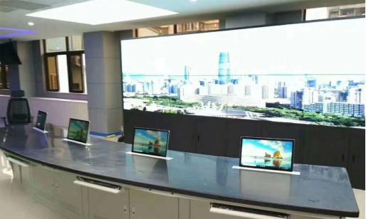 峰火电子将推出AIVO 智能会议室调度管理平台.png