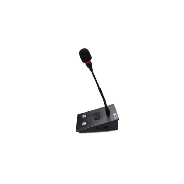 全功能双键桌面语音终端 (带咪杆)